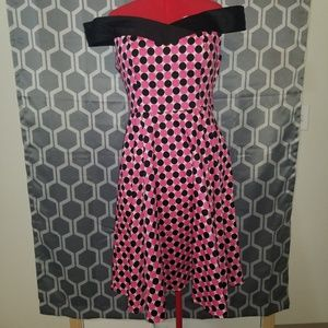 Hearts and Rose's rockabilly dress